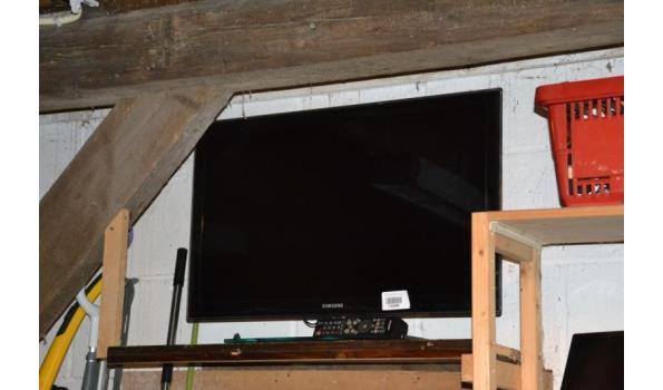 Samsung TV incl. afstandsbediening