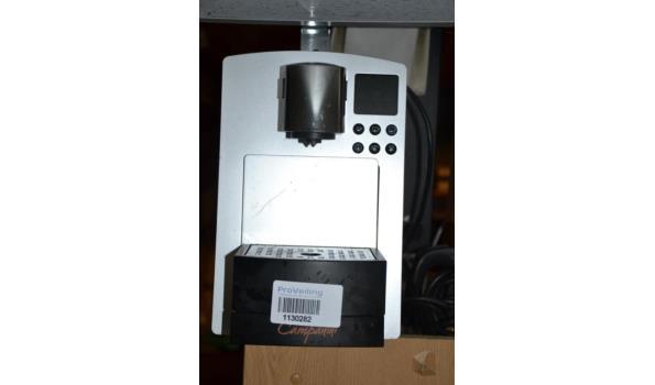 Campanini koffiezetapparaat