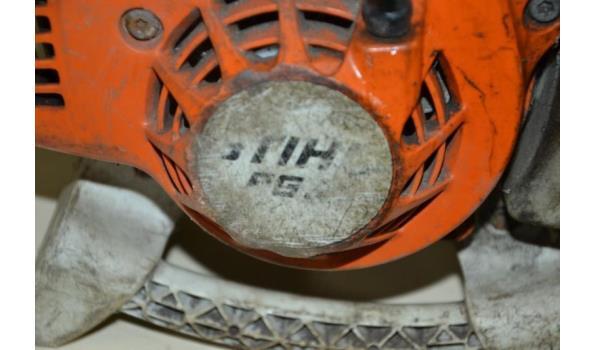 Stihl benzine bladblazer