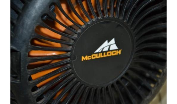 McCulloch benzine bladblazer