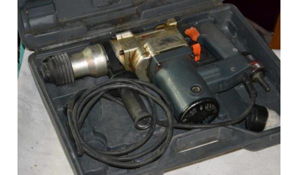 Basic klopboormachine