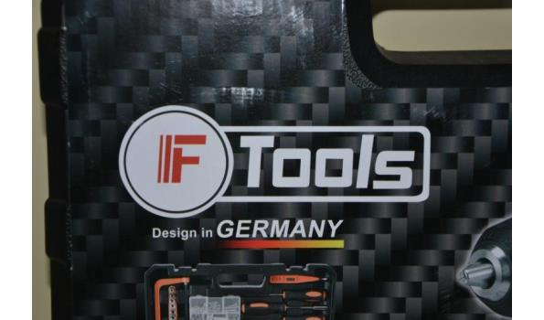 F-Tools accuboormachine model BS6012