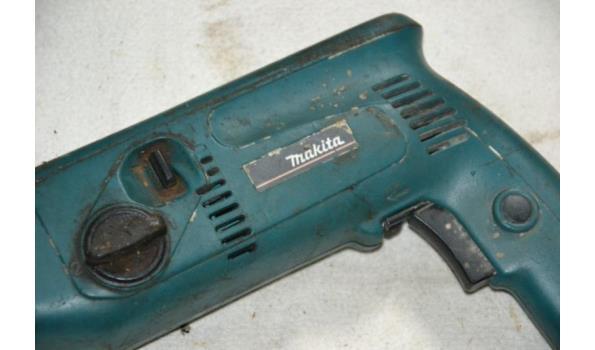 Makita elektrische boormachine