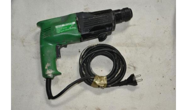 Hitachi elektrische boorhamer type DH 24PB
