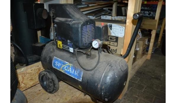 Specair type H 275/50 compressor