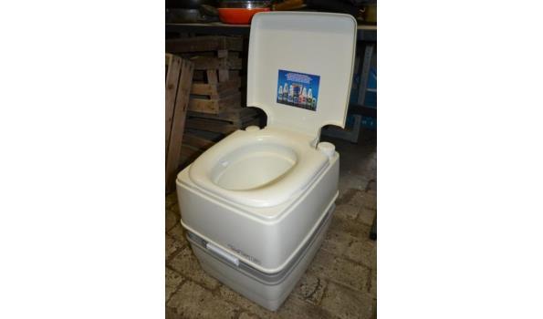 Porta Potti mobiele toilet