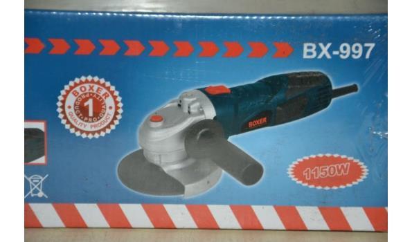 Boxer haakse slijper type BX-997