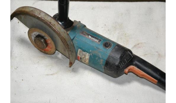 Makita elektrische haakse slijper type 9049S