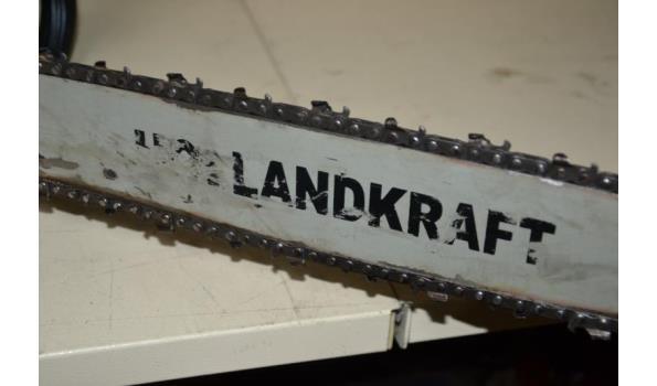 Holland Kraft benzine kettingzaag type KB-5200