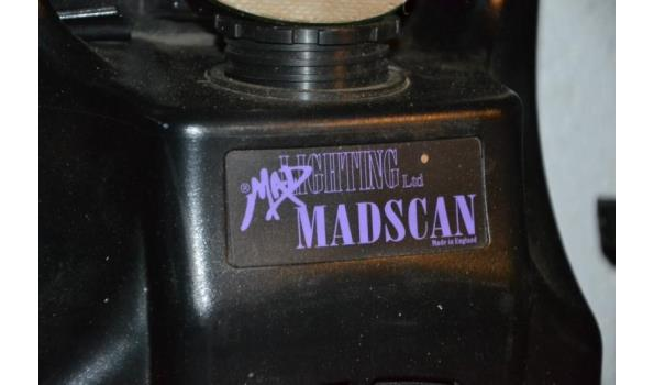 Madscan discolampen - 3 stuks
