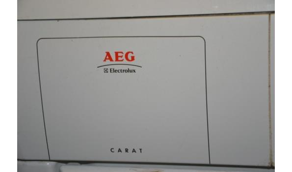 AEG wasdroger model Carat