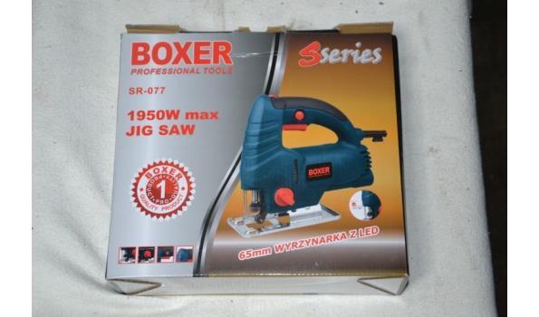 Boxer decoupeerzaag type SR-077