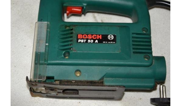 Bosch elektrische decoupeerzaag type PST 50 A