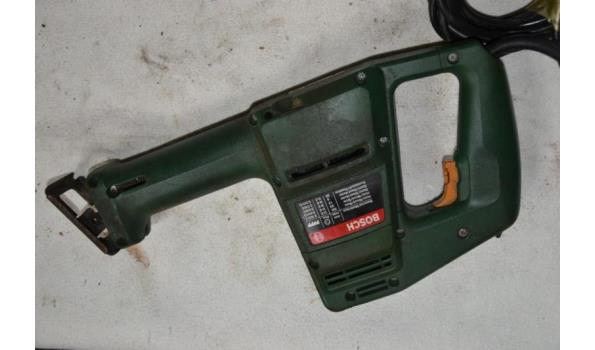 Bosch elektrische reciprozaag