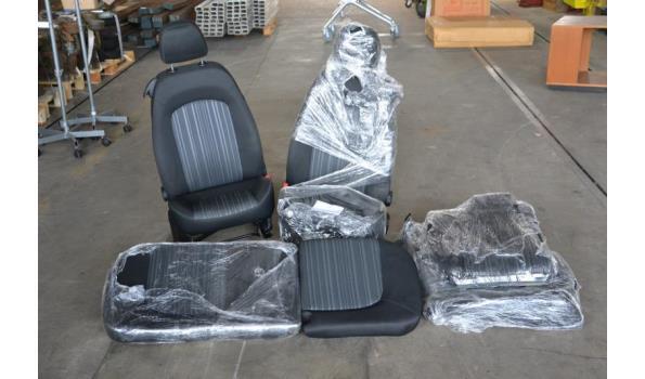 Autostoelen Fiat Punto EVO
