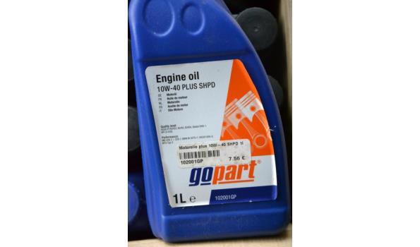Motorolie 10W-40 PLUS SHPD