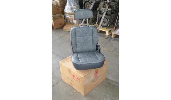 Bestuurdersstoel t.b.v. heftruck, scooter mobiel, e.d