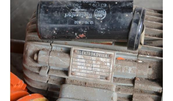 Elektromotor - 2 stuks