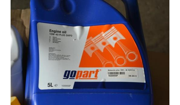 Dremex Car shampoo, spuitbussen conserveringspray, motor olie 10W-40 plus