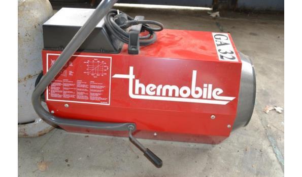 Thermobile verwarming