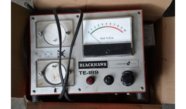 CO-meter voor uitlaat emissie meting