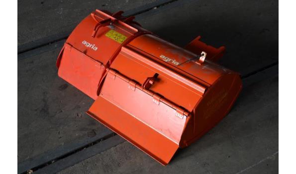 Grond freesmachine bak t.b.v. Agria grondfrees machine
