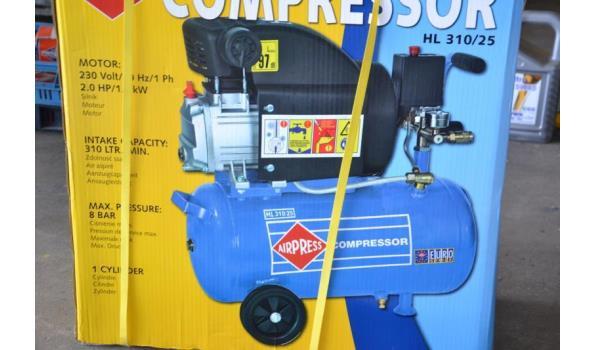 Airpress compressor