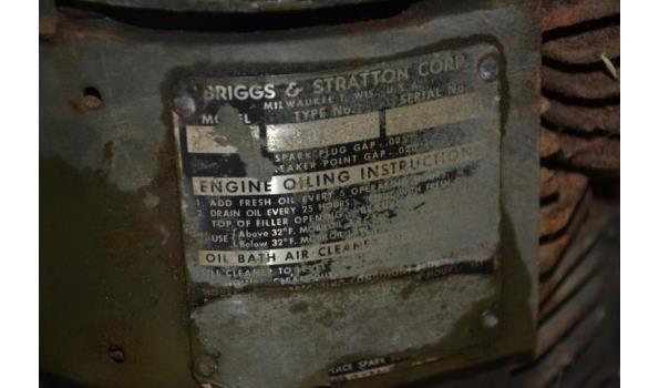 Briggs & Stratton motor