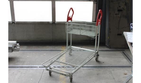 Magazijnwagen