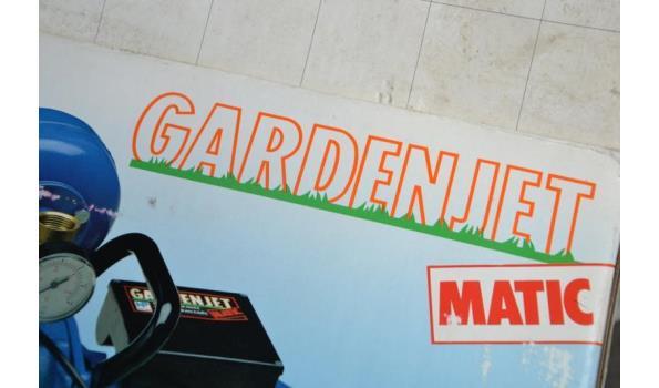 Gardenjet waterpomp
