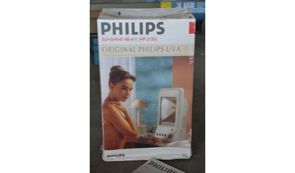 Philips hoogtezon