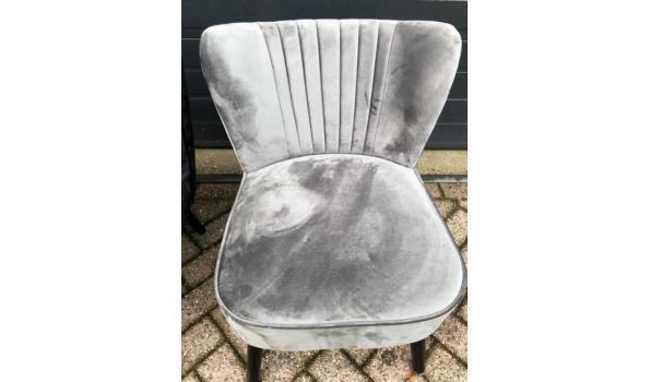 Safona fauteuil grijs