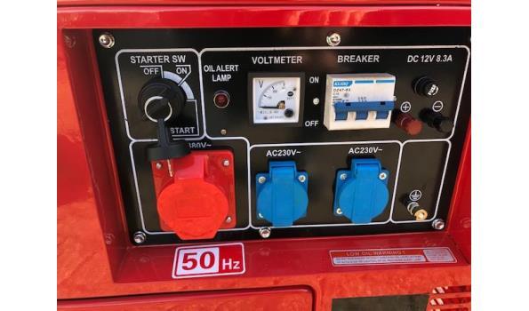Diesel Aggregaat