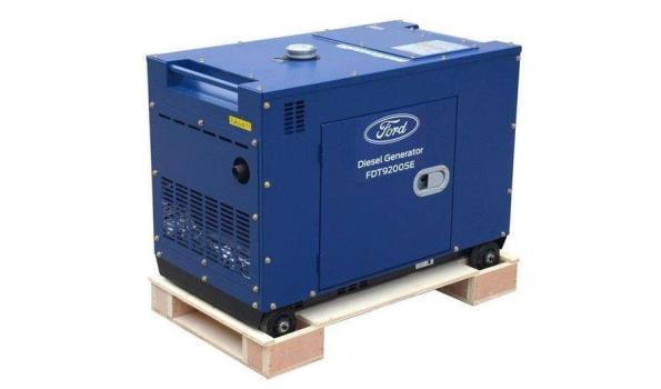 Diesel generator 6.0/6.3 KVA