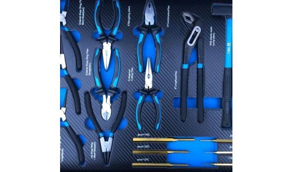 SG Tools gereedschapswagen Mid