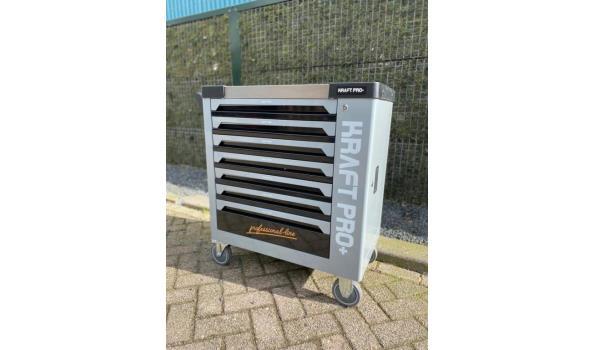 KraftPro+ gereedschapswagen ProLine
