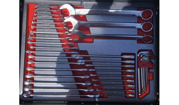 Gereedschapswagen 8 XL