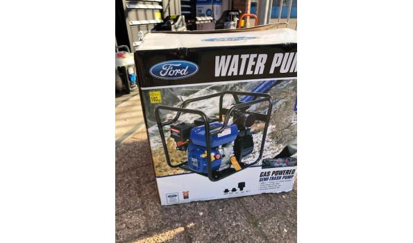 Benzine waterpomp 4.3Kw