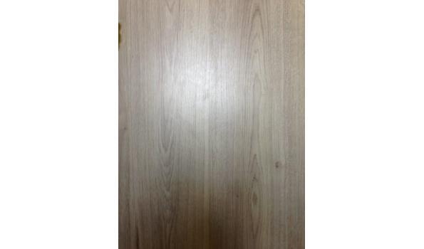 Laminaat Combideal! vloer eiken design 40,9 m2 14 pak met ondervloer