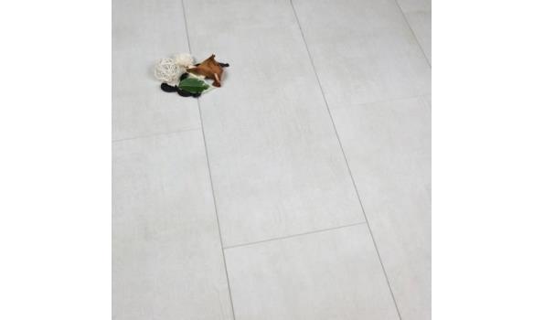 Leisteen tegellaminaat Basalt wit 81,88 m2 40 pak