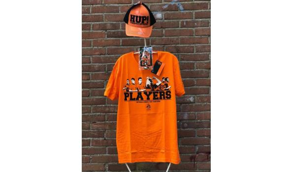 EK voetbal / Oranje fan outfit – maat: M