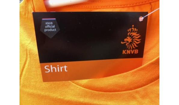 EK voetbal / Oranje fan outfit – maat: XL