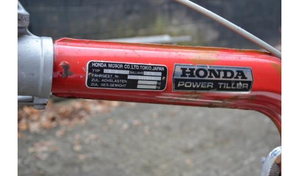 Honda Power Tiller tuinfrees type F28