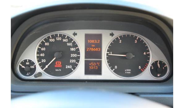 Mercedes-Benz B-klasse 180 CDI - 109PK - Kenteken 63-SF-VT