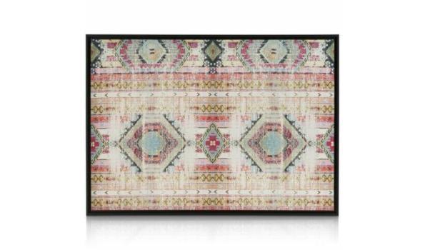 Coco Maison Wanddecoratie Antique Rug 74 x 104 cm t.w.v. € 99,-