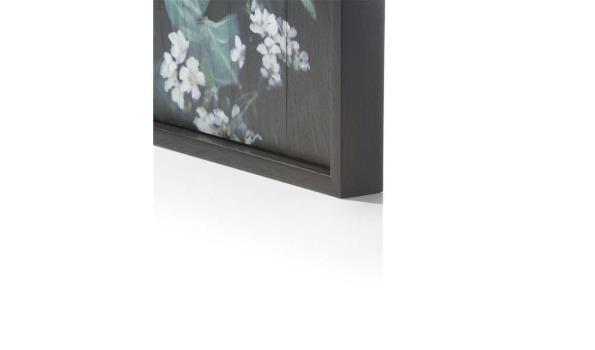 Coco Maison Schilderij met metaal Bouquet 73 x 90 cm T.w.v. € 89,-