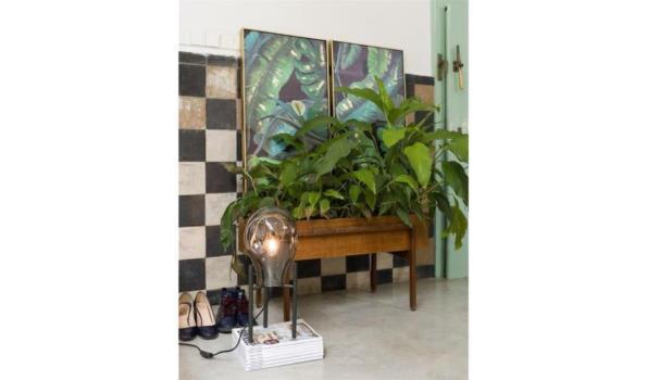 Coco Maison Schilderij 2-delig Banana Leafs t.w.v. € 149,-