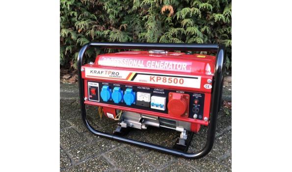 JK Tools BS8500 benzine generator