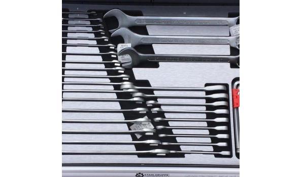 Stahlgruppe gereedschapswagen
