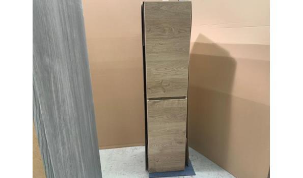 Detremmerie design hang kolom kast rechts softclose 172x40x36cm